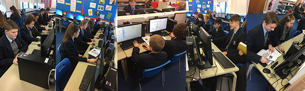Computing at Lostock Hall Academy